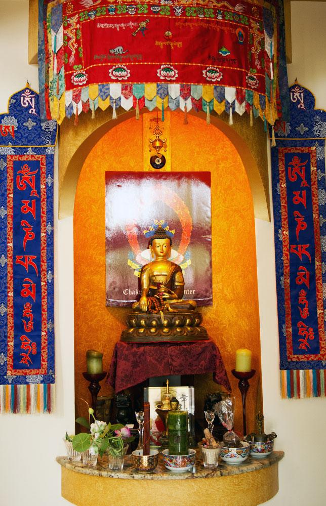 Chakrasamvara Purpose - ChakraSamvara Center